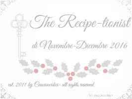 Le vostre ricette di NOVEMBRE-DICEMBRE 2016