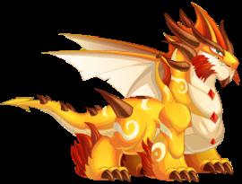 imagen del dragon dia del padre