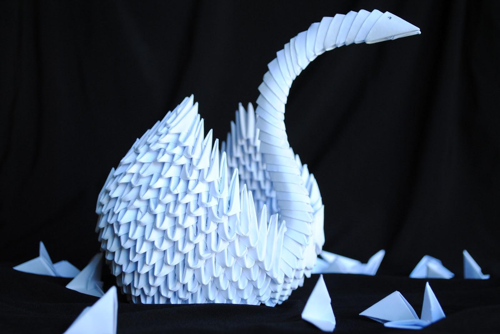 Как сделать оригами из бумаги 67