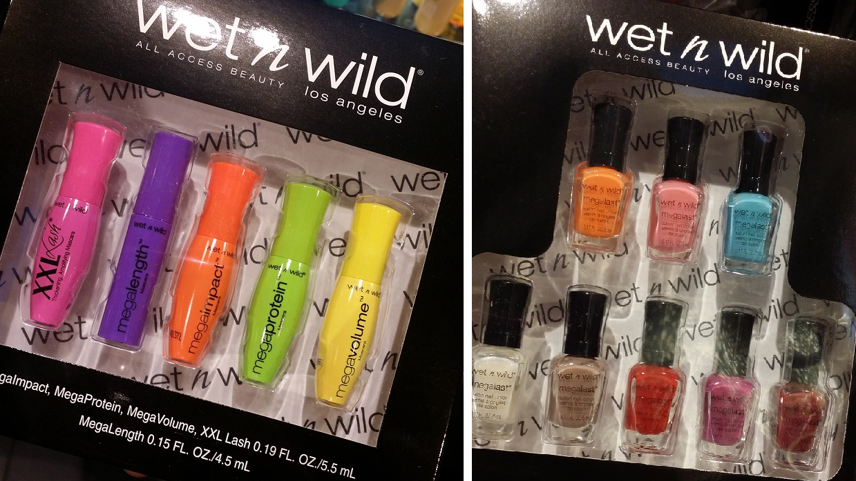 wet n wild kit set