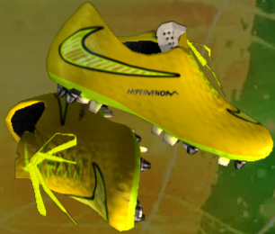 PES 2013 Nike Hypervenom World Cup Gold by Killer1896