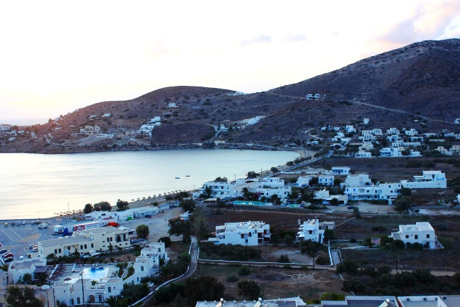 Ios island, Greece. Natural beauty of Ios island. What to see in Ios. Visit Ios.