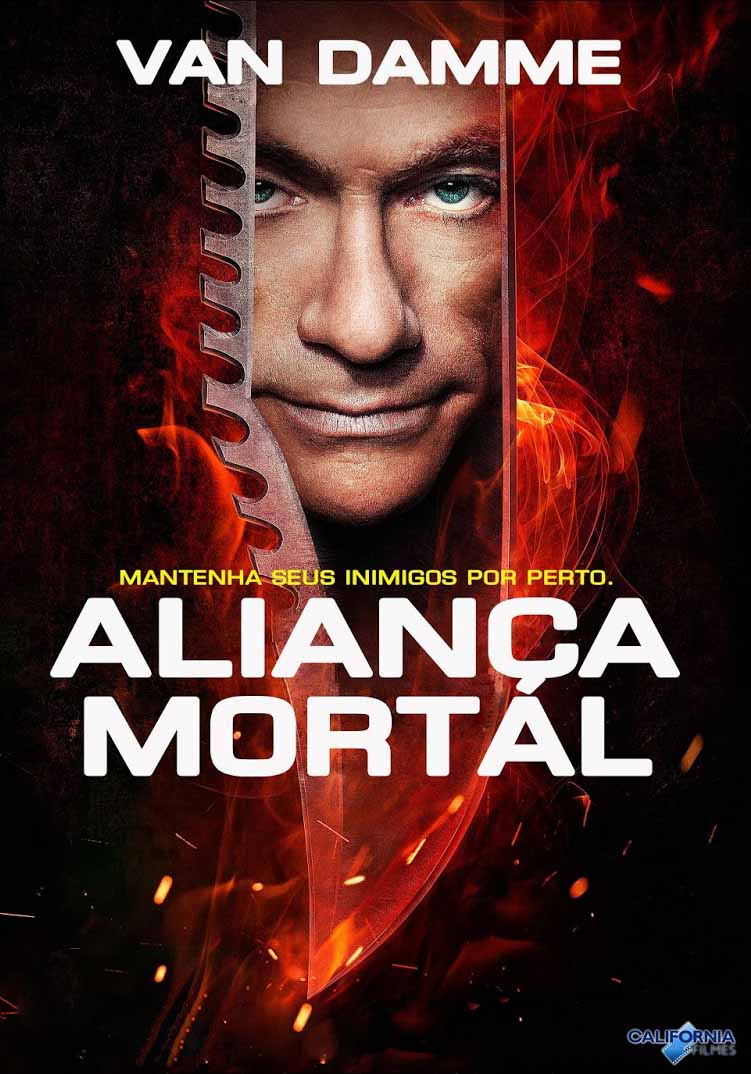 Aliança Mortal Torrent - Blu-ray Rip 720p e 1080p Dubado (2014)