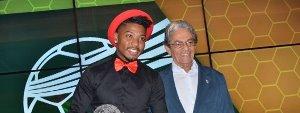 """Raimundo Viana, """"cômico"""" e Campeão"""
