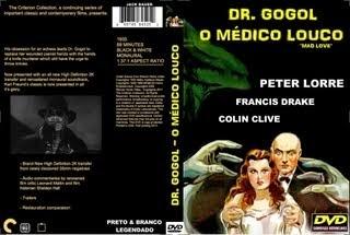 DR. GOGOL - O MÉDICO LOUCO