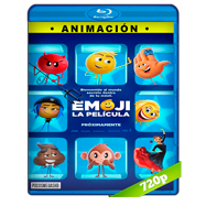 Emoji: La película (2017) BRRip 720p Audio Dual Latino-Ingles