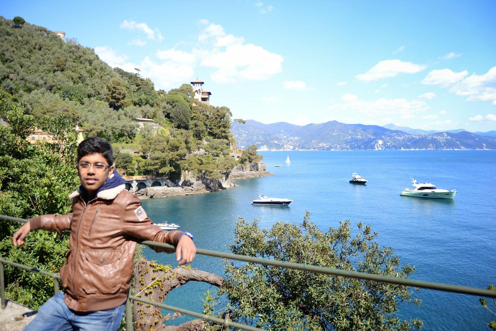Kiran Jothi @ Portofino