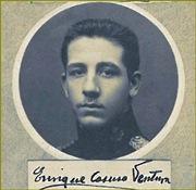 Alférez Enrique Casuso Ventura