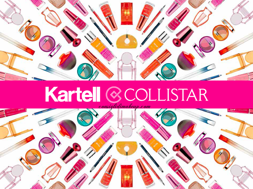 Preview: Trasparenze - Collistar e Kartell