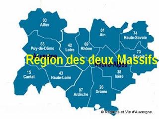 Région des deux Massifs