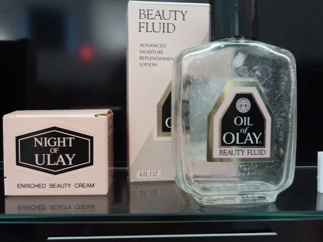 Early Olay Packaging