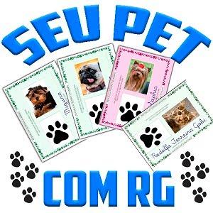 Seu Pet com RG
