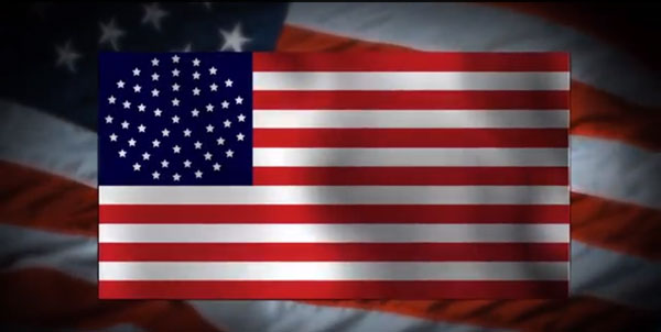 One possibility for a 51-star flag  Image Credit  Inside Science Skip    American Flag 51 Stars