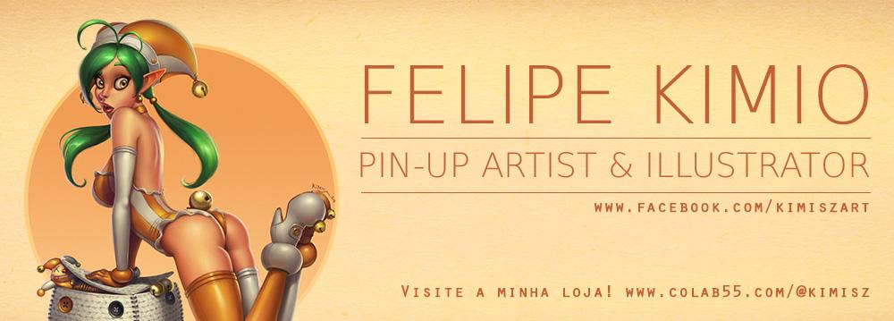 Felipe Kimio - Sketchblog