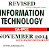 EASY NOTES FOR REVISED SYLLABUS OF INFORMATION TECHNOLOGY | CA IPCC |