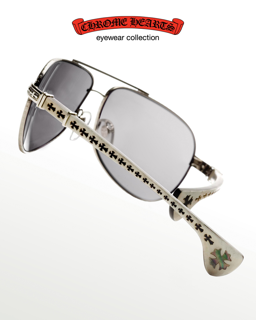 chrome hearts sunglasses  Proglasses Review: Chrome Hearts Sunglasses History