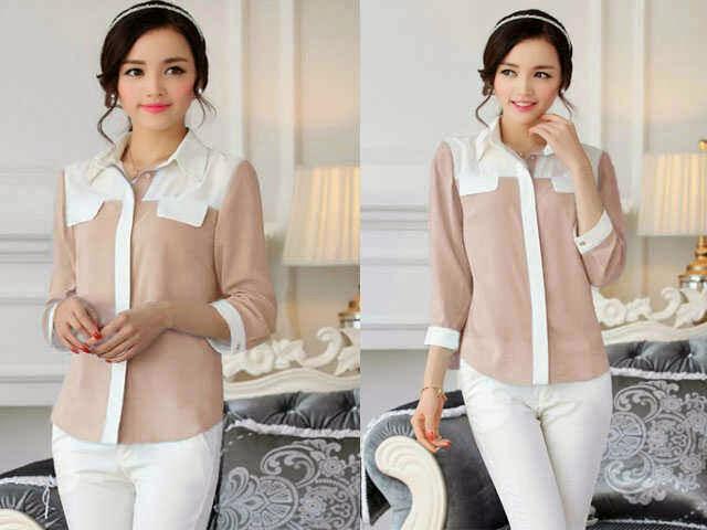 Aurel blouse