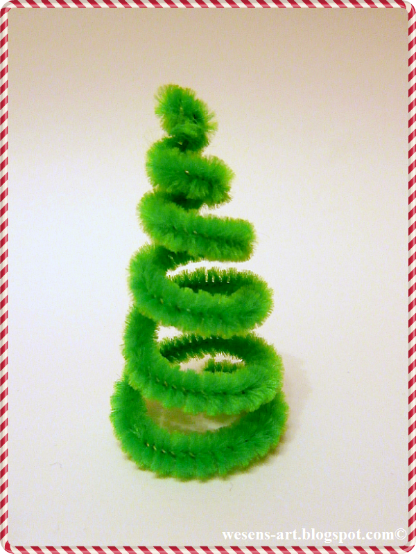 mini Christmas Tree   wesens-art.blogspot.com