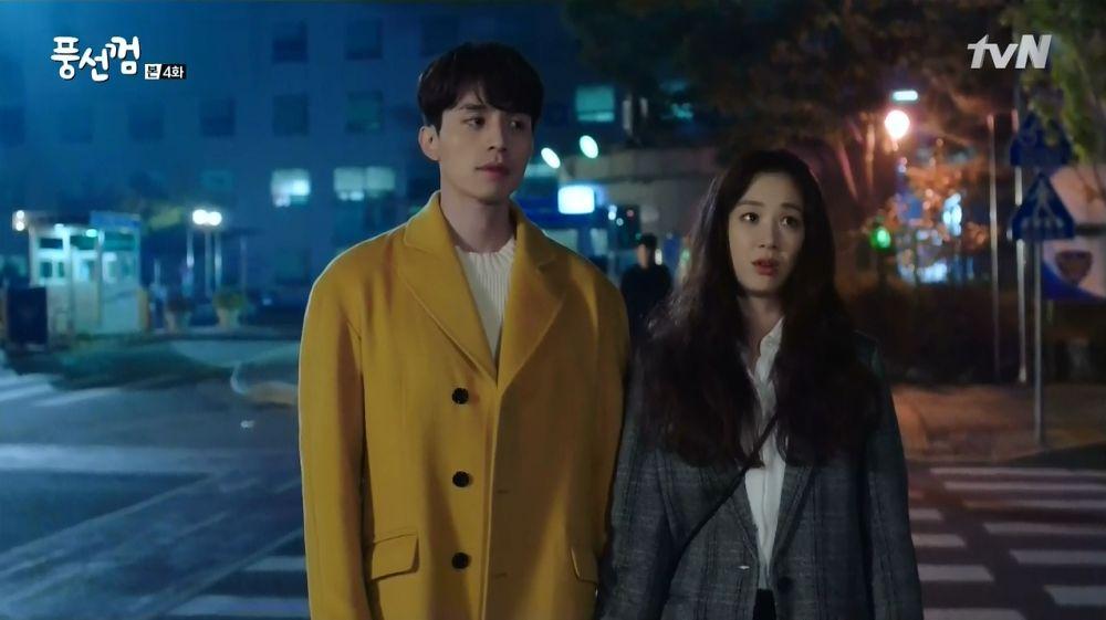 Haeng Ah and Ri Hwan