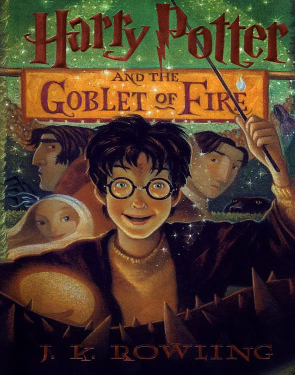 Download Harry Potter And The Goblet Of Fire Pdf