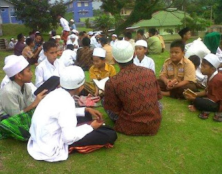 Mentoring di Ibad Ar Rahman
