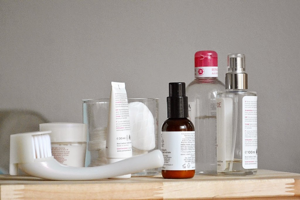Face care rituals, skin care for dry skin