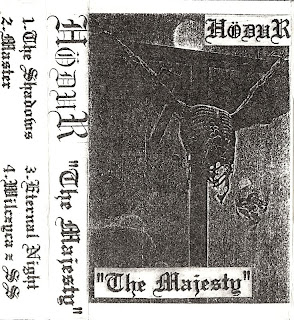 Hödur - The Majesty [Demo] (1995)