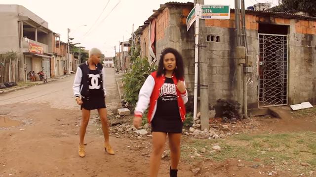 A dupla PRETA ROOTS lança o clipe Violência e problematiza a violência contra a mulher