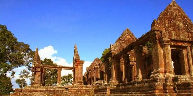 Preah Vihear, Kamboja