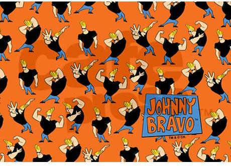 New Johnny Bravo Pillow Case at low price