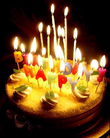 Поздравление куратору с днем рождения