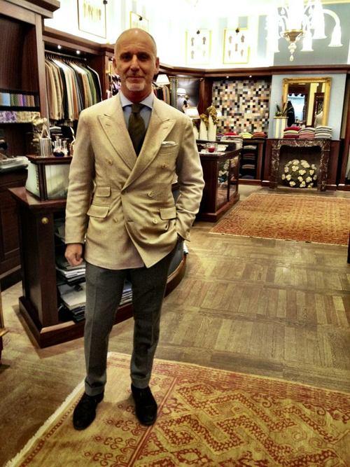 Anton / Helsinki: Mr. Gianni Dal Cortivo