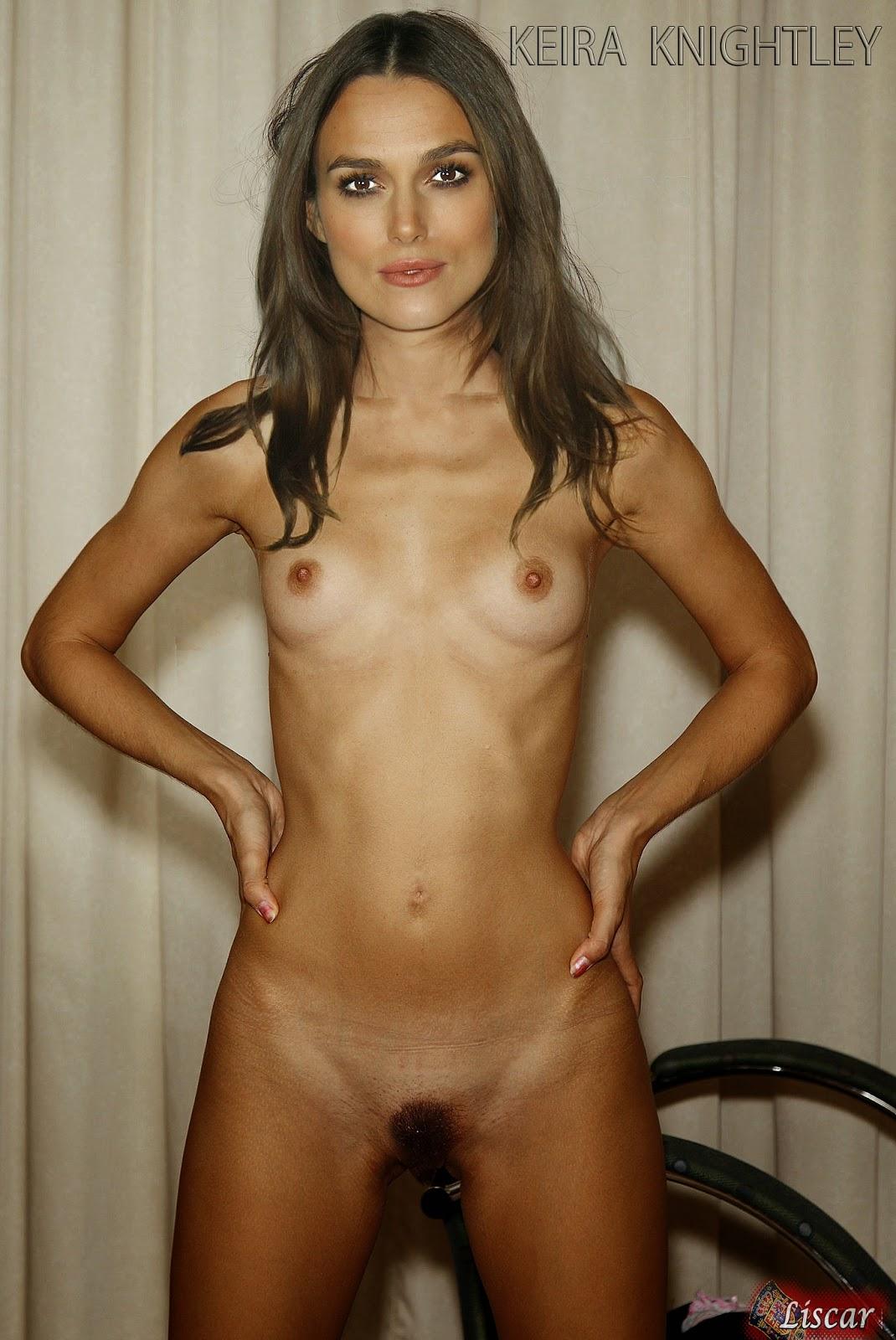 Keira Knightley vids desnudos