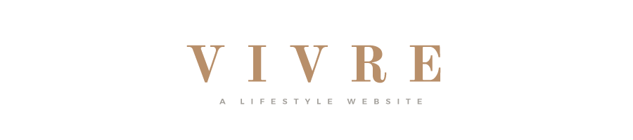 Vivre - A Lifestyle Website