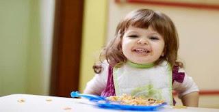 Atasi Anak Susah Makan