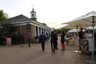 Lido Café Hyde Park Londres