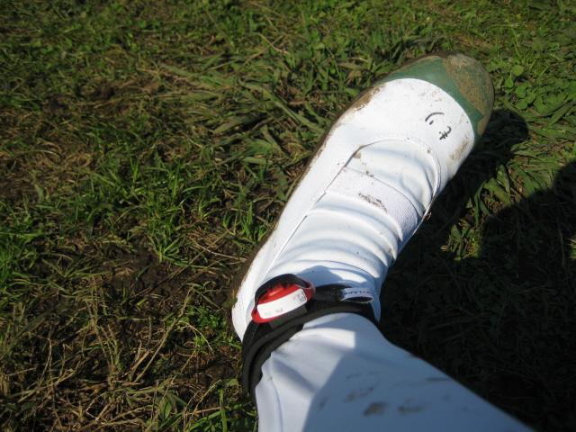 靴 が 脱げ る