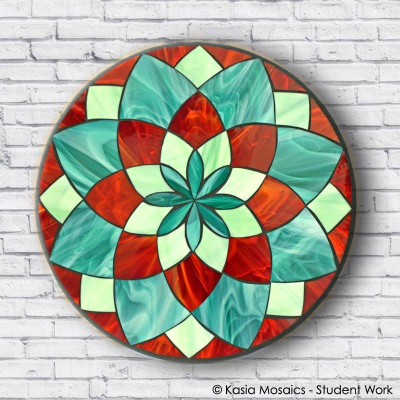 4 Student Work - Mandala
