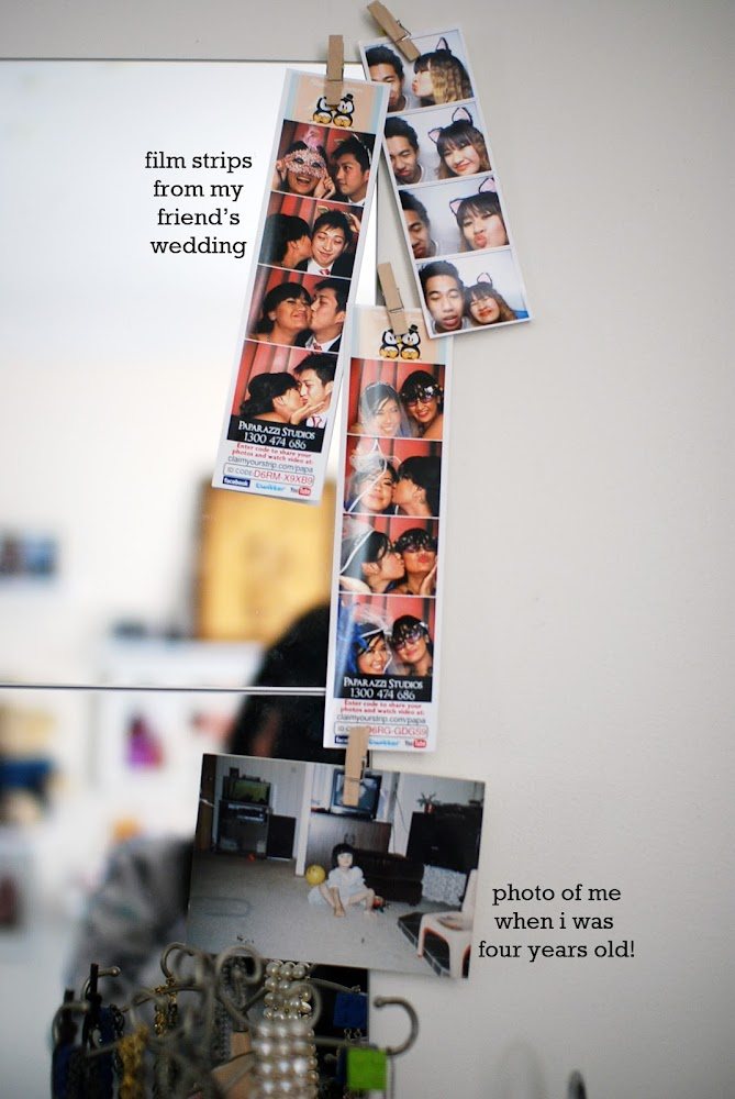 Polaroid Pegs Decoration Decor Ideas