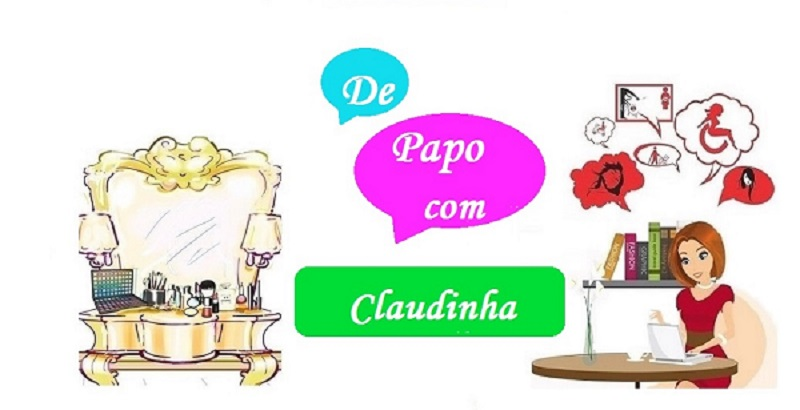 De papo com Cláudinha