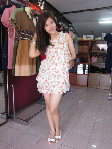 Thai Fashion Thai Fashion Dress