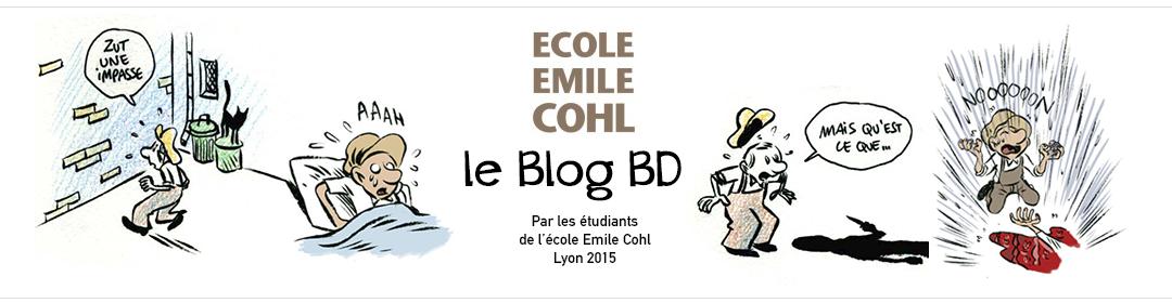 Le Cohl BD-Blog