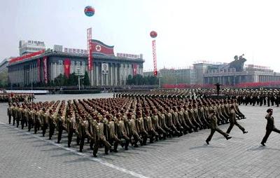 Corea del Norte turismo