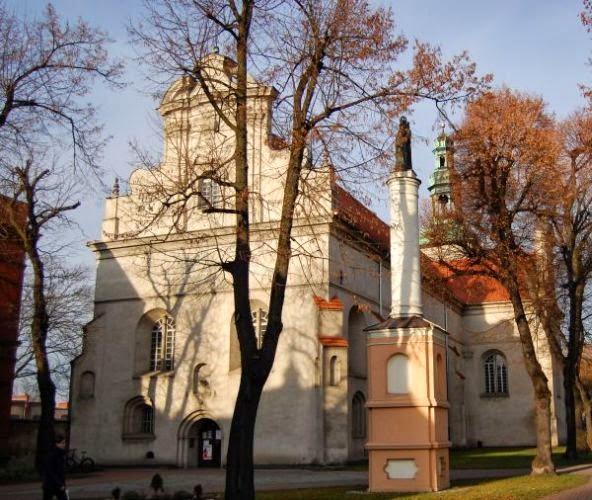 Kościół pobernardyński Najświętszego Imienia Jezus i Niepokalanego Poczęcia Najświętszej Marii Panny