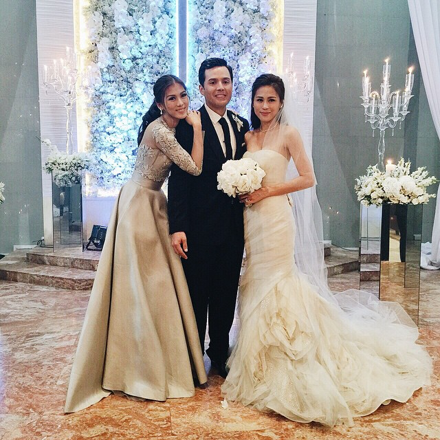 Toni Gonzaga And Paul Soriano Wedding Pictures