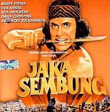 7 Jagoan Dalam Film Kolosal Indonesia