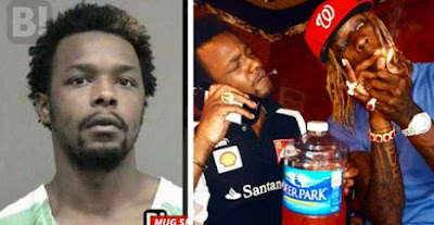 PeeWee Roscoe Charged With Domestic Terrorism For Shooting At Lil Wayne's Bus