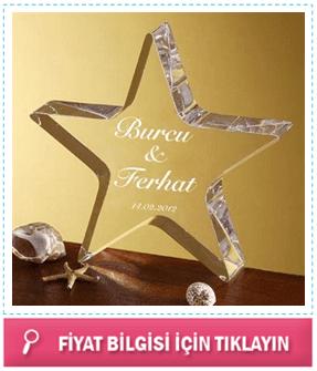 Sevgiliye Özel Yıldız Ödülü