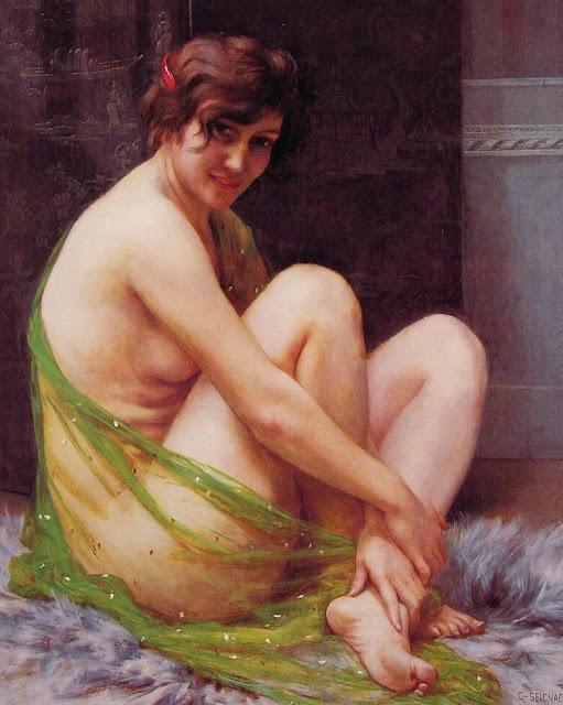 Guillaume Seignac,Seignac,art history