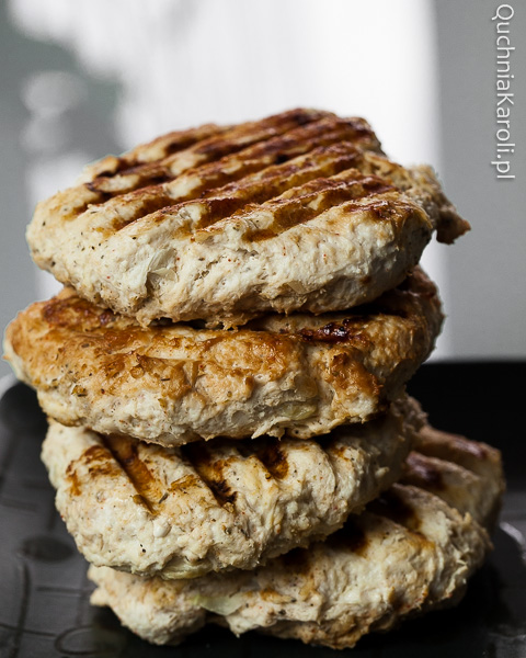 Burger drobiowy